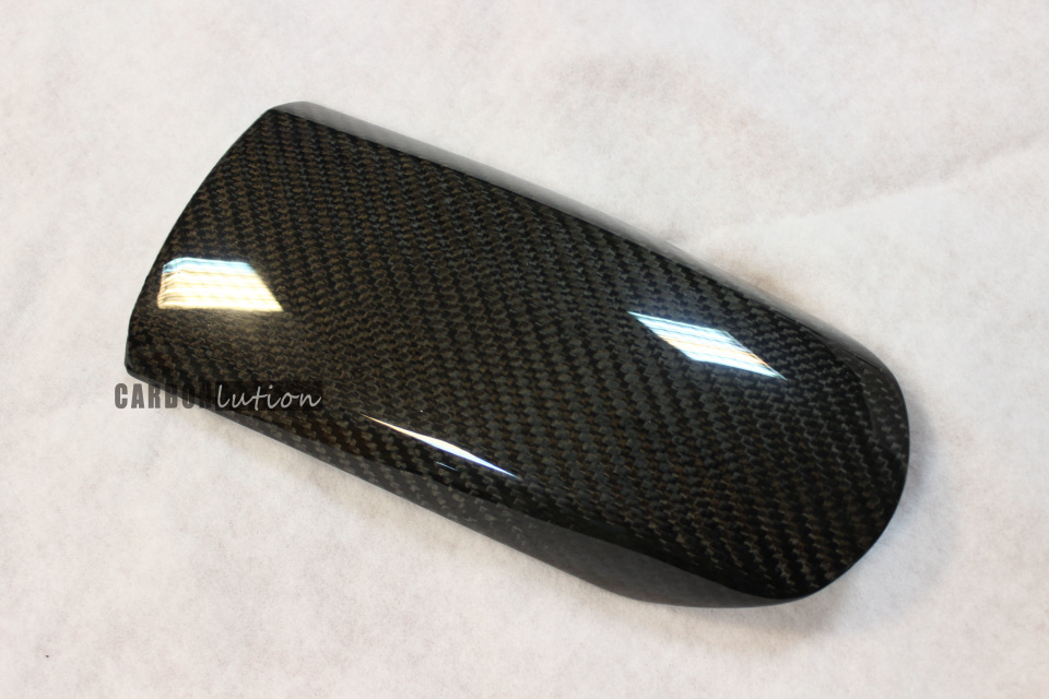 Carbon fiber center console arm rest lid for Porsche 996 ...