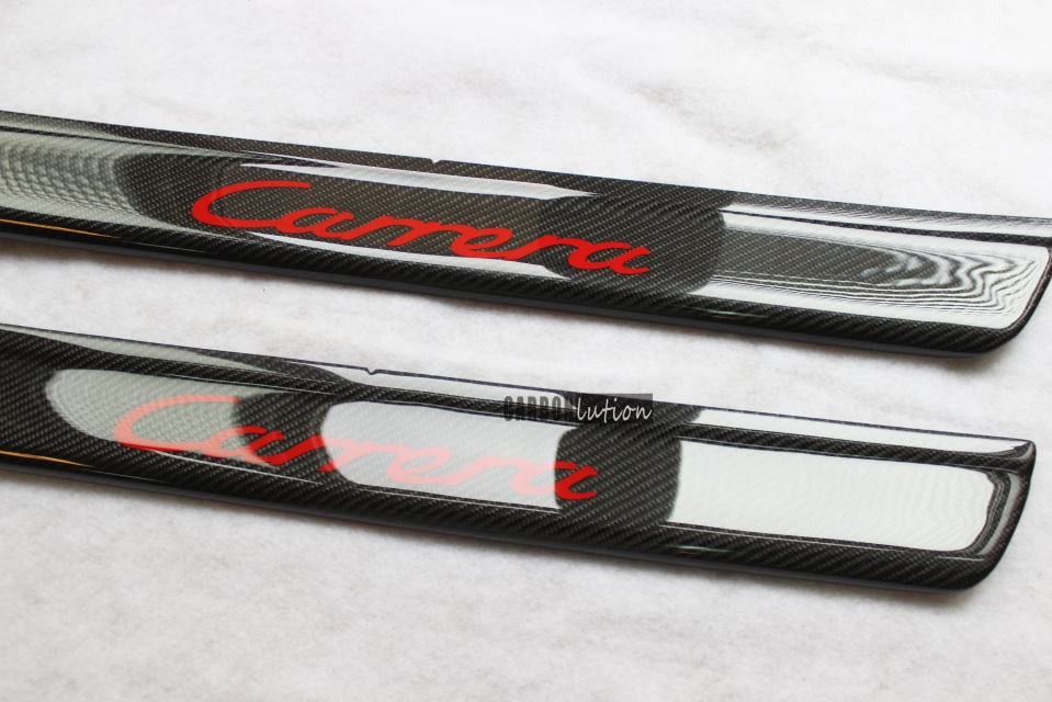 Carbon Fiber Outer Door Sills
